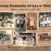 Pierwsza komunia w Motyczu
